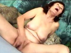 pervert russian groaning lady. russian cumshots